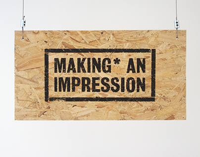 Making an Impression