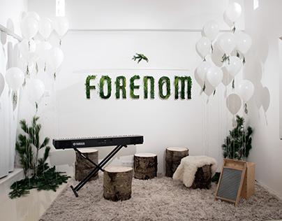 Event Design for Forenom