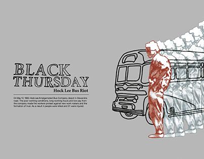 Black Thursday, ACM (Asian Civilisations Museum)