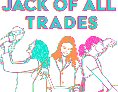 Jack of All Trades: Album Cover Assignment