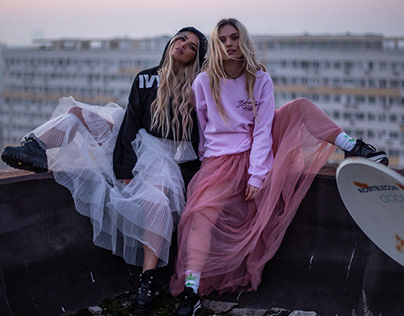 Evelin x Anca / Rooftop 2020