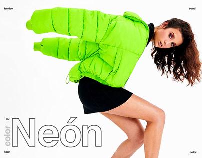 NEON COLOR | Campaign