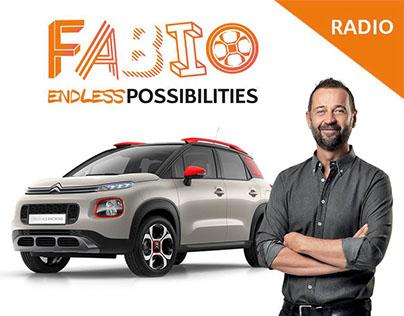 Citroën - C3 Aircross - Radio