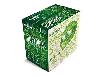 Muskoka Brewery Hoptorial Taster Pack