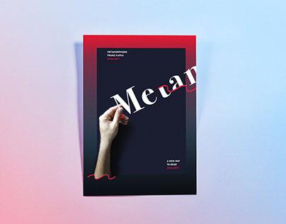 Metamorphosis – F. Kafka – Presentation Poster