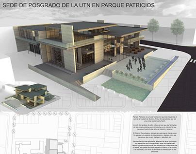 2016 - Sede de Posgrado de la UTN - FADU UBA