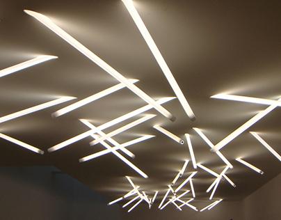 Polycarbonate Stick Light