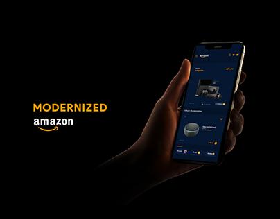 Modernized Amazon!