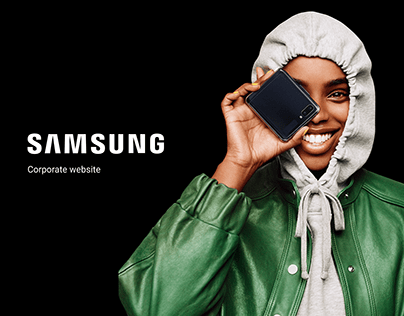 Samsung — New Website