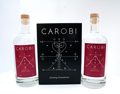 Carobi : Alcohol Branding