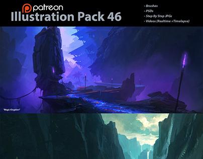 Patreon Illustration Pack 46