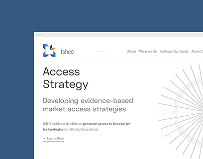 Isheo Website