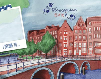 Plansterdam 2016 Cover art
