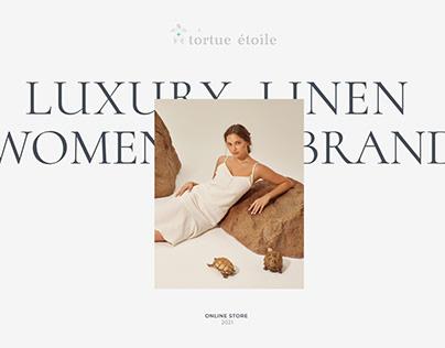 Online fashion store