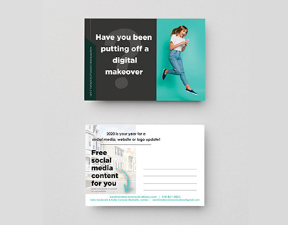 Marketing Postcard