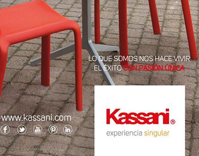 Branding Research: Kassani new look