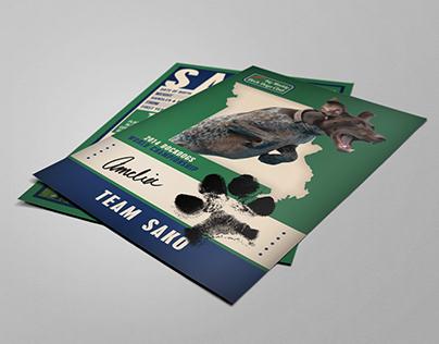 Dockdogs Baseball Card
