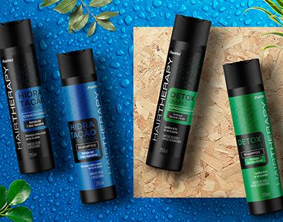 Panvel Hair Therapy | Embalagem