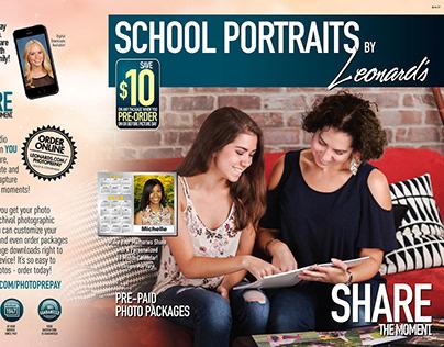 Leonard's Photography: Fall Portraits 2017 Materials