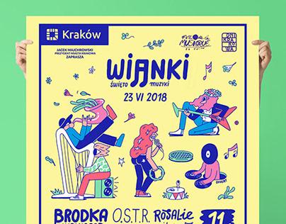 WIANKI Music Festival 2018