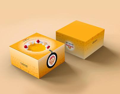 Cake Packaging I Sunshine Everyday