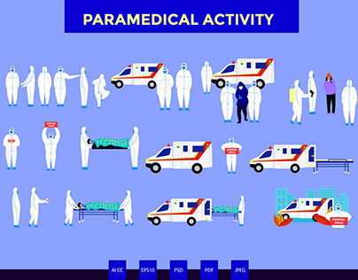Corona and Paramedical activity