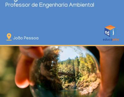 Professor Curso Engenharia Ambiental