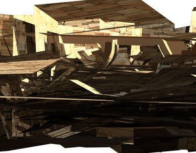 Videomapping Yerevan 2011
