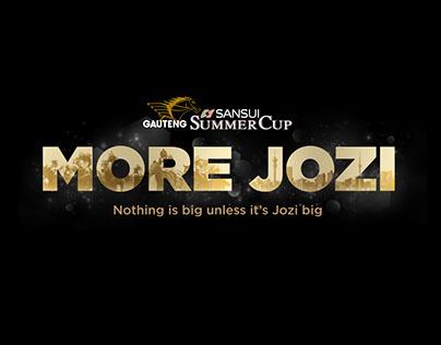Gauteng SANSUI Summer Cup 2015 event branding