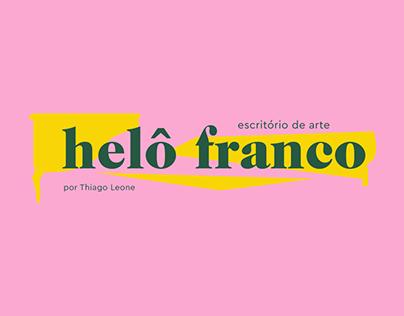 HELÔ FRANCO -ESCRITÓRIO DE ARTE