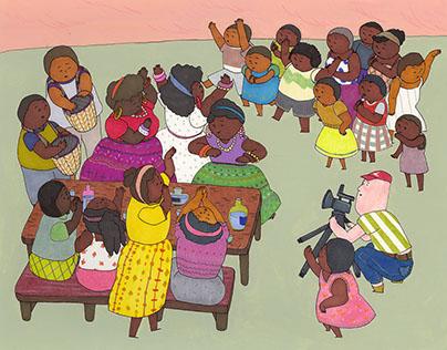 Mobilization Illustrations