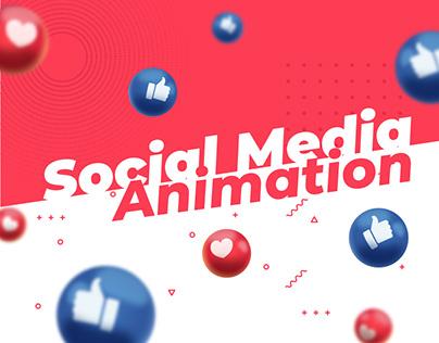 Social Media Animations