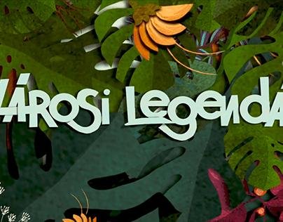 Urban Legends - animated series