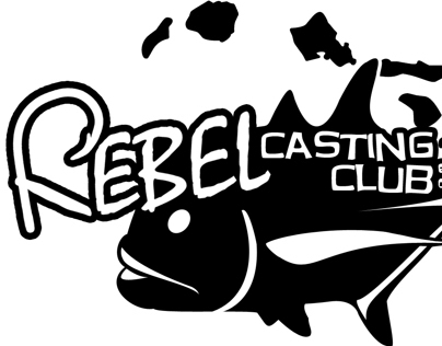 Rebel Casting Club Logo