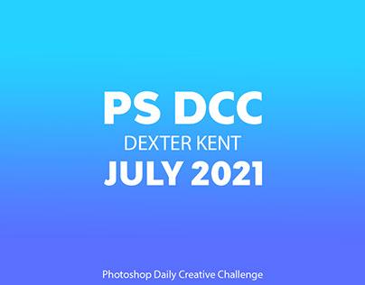 Photoshop Daily Creative Challenge - July 2020