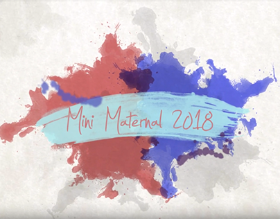 Acompanhamento Mini Maternal 2018 - Escola Quatro Estaç