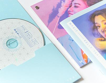 蔡家蓁 Kelly Tsai 2019首張專輯《美・即刻 Magic》