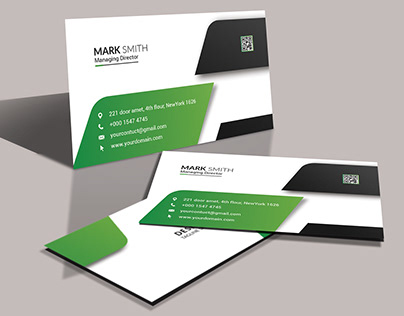 Free Corporate Business Card Download