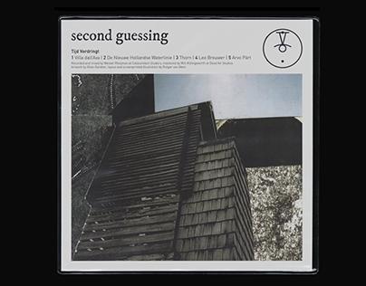 Second Guessing - Tijd Verdringt LP