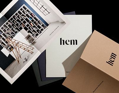 hem.com – Corporate Design