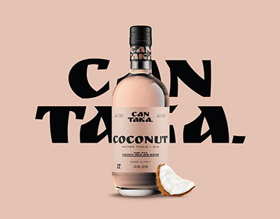 Cantaka water tonic + gin