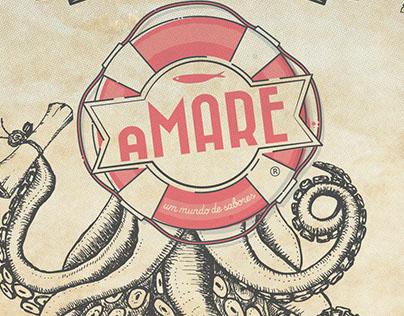 aMARE - craft beer label