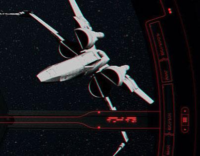 Force Awakens - Tie-Fighter Cockpit FUI Concepts