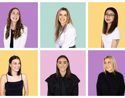 The Beauty Collective 'Meet the team'
