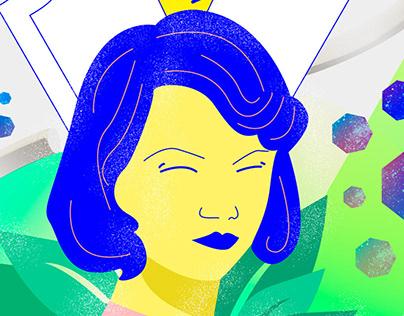 Sofar Buenos Aires Poster Illustration