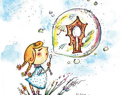 my personal (secret) bubble