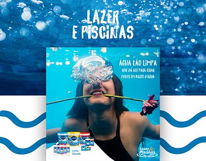 Social Media | Lazer&Piscinas - 2019