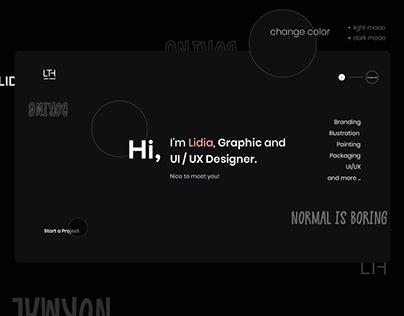 Portfolio. UI / UX