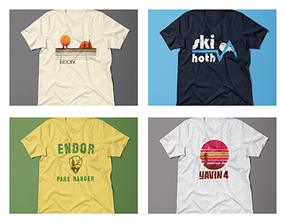 Design - Star Wars T-Shirts
