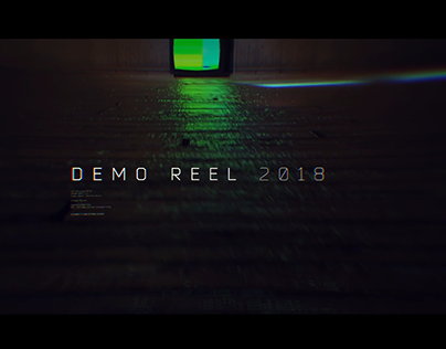 CGI - Demo Reel 2018